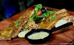 Smokey's BBQ and Grill, DLF Cyber City, Gurgaon, deal image - Magicpin