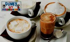 Funky Cafe, Greater Kailash (GK) 2, New Delhi, deal image - Magicpin