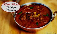 Red Pear Chicken Corner, Rohini, New Delhi, deal image - Magicpin