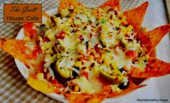 The Grill House Cafe, Hauz Khas Village, New Delhi, deal image - Magicpin