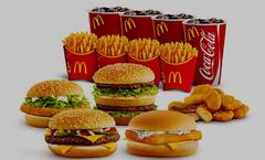 McDonald's, Food Court, Ambience Mall, Gurgaon, deal image - Magicpin