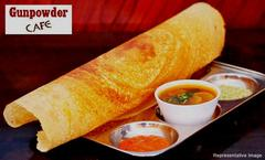 Gunpowder Cafe, MG Road, Gurgaon, deal image - Magicpin