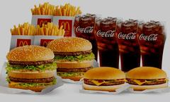 McDonald's, Sector 3, Rohini, New Delhi, deal image - Magicpin