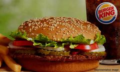 Burger King, Rohini, New Delhi, deal image - Magicpin