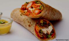 Tibbs Frankie, Ambience Mall, Gurgaon, deal image - Magicpin