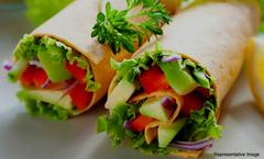 The Kathi Roll, South City 2, Gurgaon, deal image - Magicpin