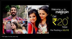 Get Rs. 20 Now, Magicpin, Gurgaon, deal image - Magicpin