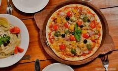 Pizza Street, Rohini, New Delhi, deal image - Magicpin
