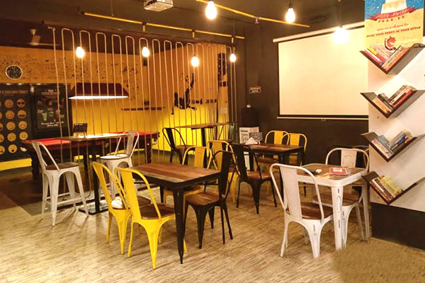 Time Out Cafe in Indirapuram