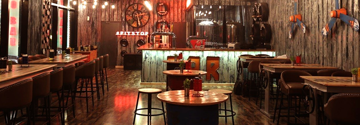 Smaaash Sky Karting & Pitstop Brewpub, Sector 29, Sector 29 cover pic