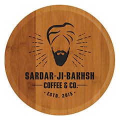 Sardar-Ji-Bakhsh Coffee & Co., Netaji Subhash Place, Netaji Subhash Place logo