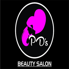 Pd's Beauty Salon, Rohini, Rohini logo