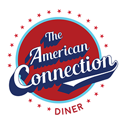 The American Connection Diner, Kalkaji, Kalkaji logo