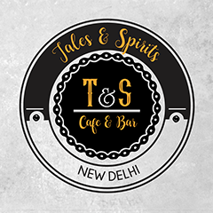 Tales & Spirits, Connaught Place (CP), Connaught Place (CP) logo