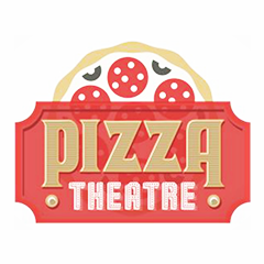 The Pizza Theatre, Badarpur Border, Badarpur Border logo