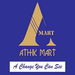 Athik Mart, Whitefield, Whitefield logo