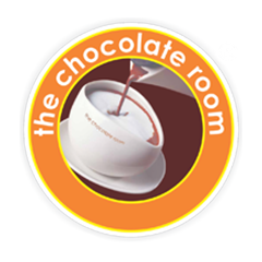 The Chocolate Room, Khandari, Khandari logo