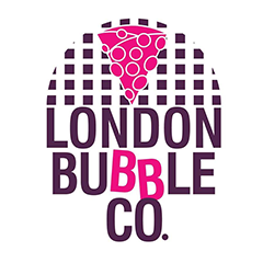 London Bubble, New Palasia, New Palasia logo
