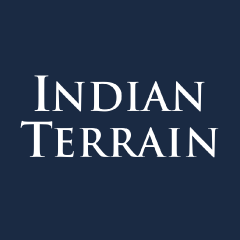 Indian Terrain, Connaught Place (CP), Connaught Place (CP) logo