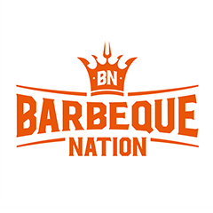 Barbeque Nation, Connaught Place (CP), Connaught Place (CP) logo