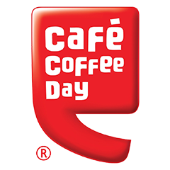Cafe Coffee Day, Connaught Place (CP), Connaught Place (CP) logo