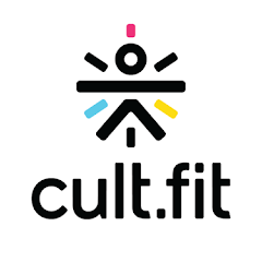 Cult.fit Bandra East, South Extension 2, South Extension 2 logo