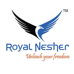 Royal Nesher, Kandivali West, Kandivali West logo
