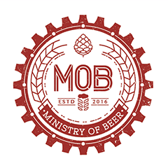 Ministry Of Beer, Connaught Place (CP), Connaught Place (CP) logo