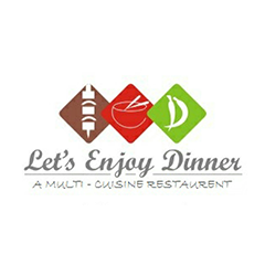 L.E.D - Let's Enjoy Dinner, Dwarka, Dwarka logo